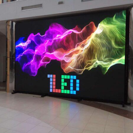 LED экраны для бизнеса. Основные преимущества