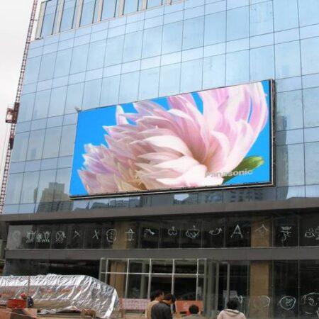 Від чого залежить ефективність вуличного LED екрана